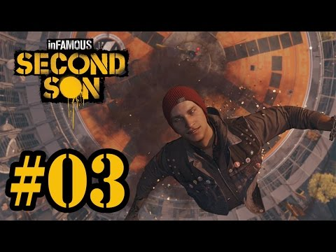 Let's Play: Infamous Second Son (Karma do Bem) - Parte 3