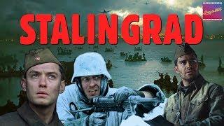 How We Remember War   The Battle of Stalingrad (in Film)
