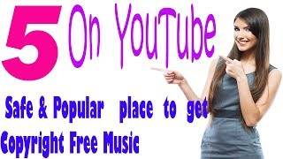 Best Collections of Royality & Copyright free Music for your YouTube videos2018 #Tech4shani