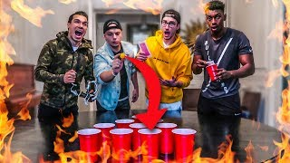 EXTREME BESTRAFUNGS PONG CHALLENGE!!