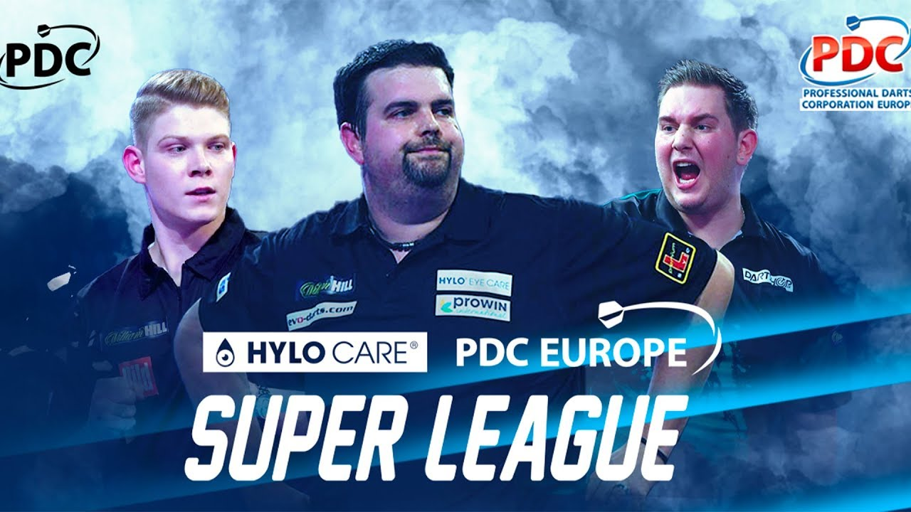 German Super League Darts