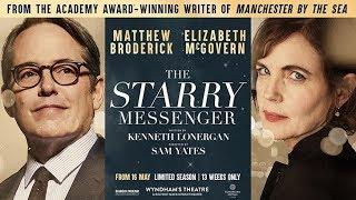 The Starry Messenger - Wyndham's Theatre - Press Night