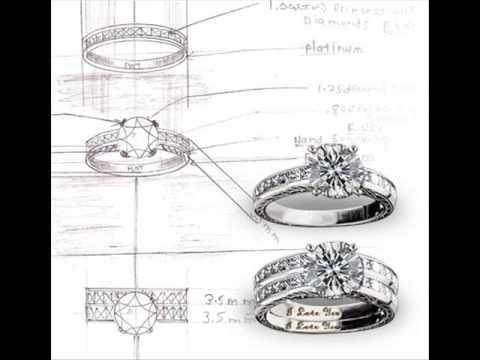 Whisper #1- Custom Jewelry Design Office
