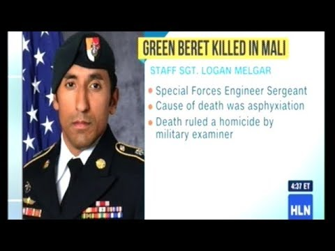 Was Green Beret Murdered By Navy Seals Because He Caught Them Stealing?