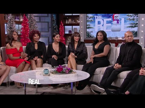 The Braxtons Talk Christmas Album, Biopic & Success - YouTube