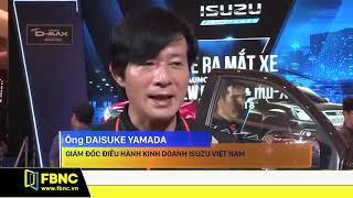 Isuzu giới thiệu SUV 7 chỗ giá rẻ nhất Việt Nam | FBNC