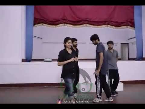 Saipallavi dance scene in premam movie