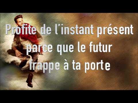 keen'v - le temps passe (video lyrics officiel )