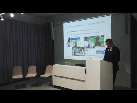 BAHC 2016 - Dietmar POPP (DE). Why to Build a Virtual Museum?