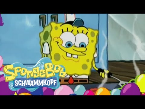 Spongebob - WEIL ICH EIN BURGERBRATER BIN (Official Video)