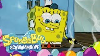 Spongebob - WEIL ICH EIN BURGERBRATER BIN (Official Video)