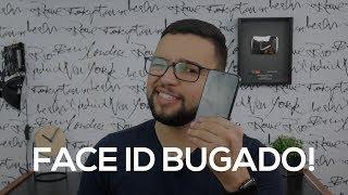 iPHONE X E PROBLEMAS COM O FACE ID