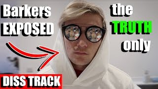 BARKERS EXPOSED- DISS TRACK ON MY FAMILY (this time its all true)