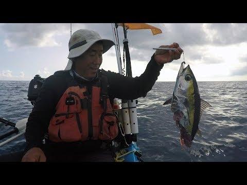 Key West Kayak Fishing - Little Bit Of Wreck Jigging