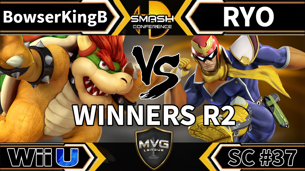 BowserKingB (Bowser) vs. MVG|Ryo (Ike & Captain Falcon ...