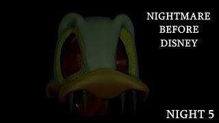 NOCHE 5 DE NIGHTMARE BEFORE DISNEY [UN-OFFICIAL] | NIGHT 5 | (FNATI)