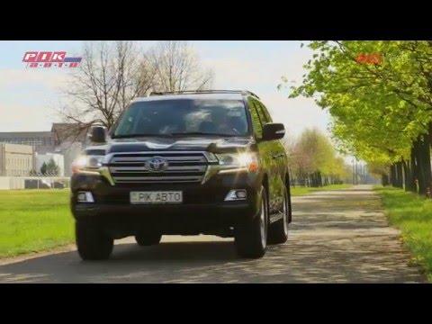 Toyota Land Cruiser 200 new 5.7 USA ver. Рік Авто