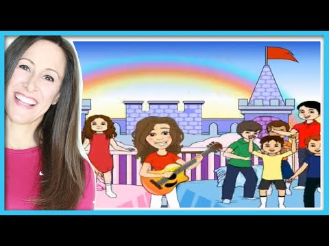 JUMP! Children's song | Action Dance Song for Kids | Patty Shukla
