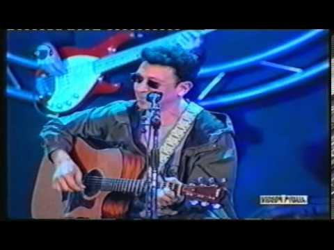 Edoardo Bennato - Cantautore (Live)  - 18-01-2001