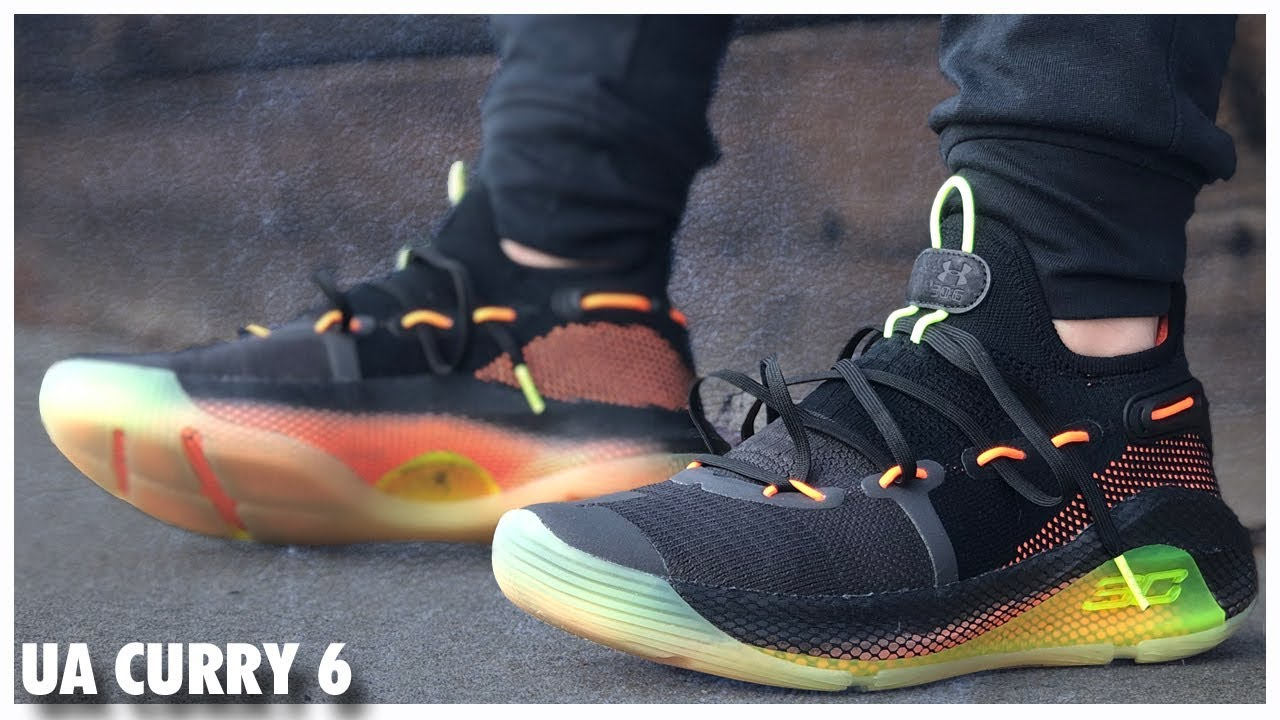 ac167a7fb99 Under Armour Curry 6 Review - YouTube