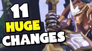11 HUGE Changes Coming To League of Legends