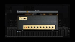 UAD Friedman Amplifiers by Brainworx Plug-In Collection Demo w/ Doug Doppler