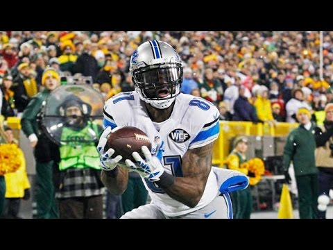 Calvin Johnson 2014 season highlights