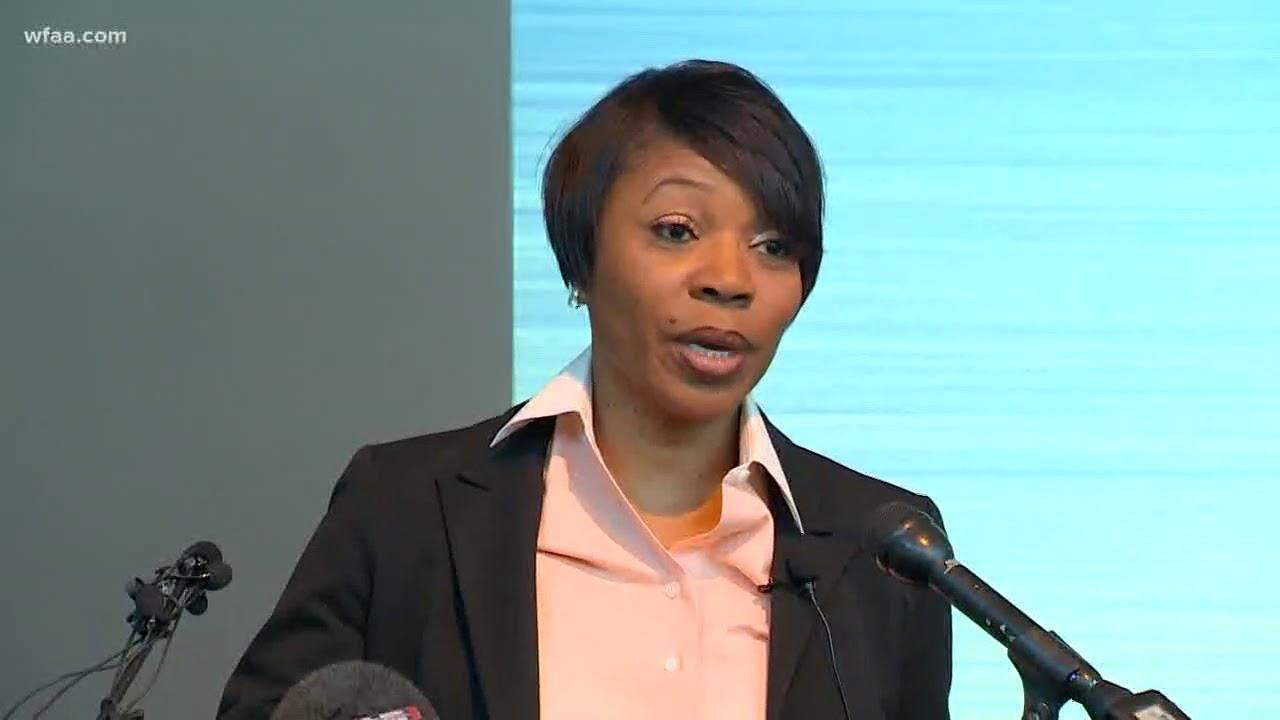 Dallas Police Chief Renee Hall shakes up Dallas Police Department