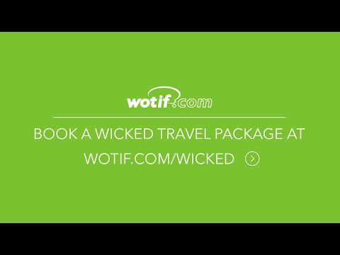 Wotif.com WICKED Packages