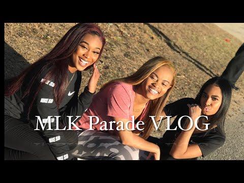MLK parade VLOG