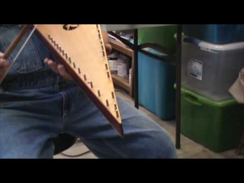 Bowed Psaltery First Lesson Part 2