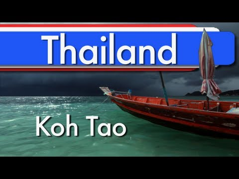 Travel Thailand - Koh Tao