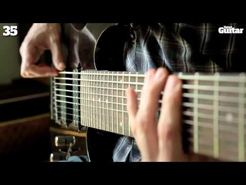 90 second review: Ibanez RG9 nine-string