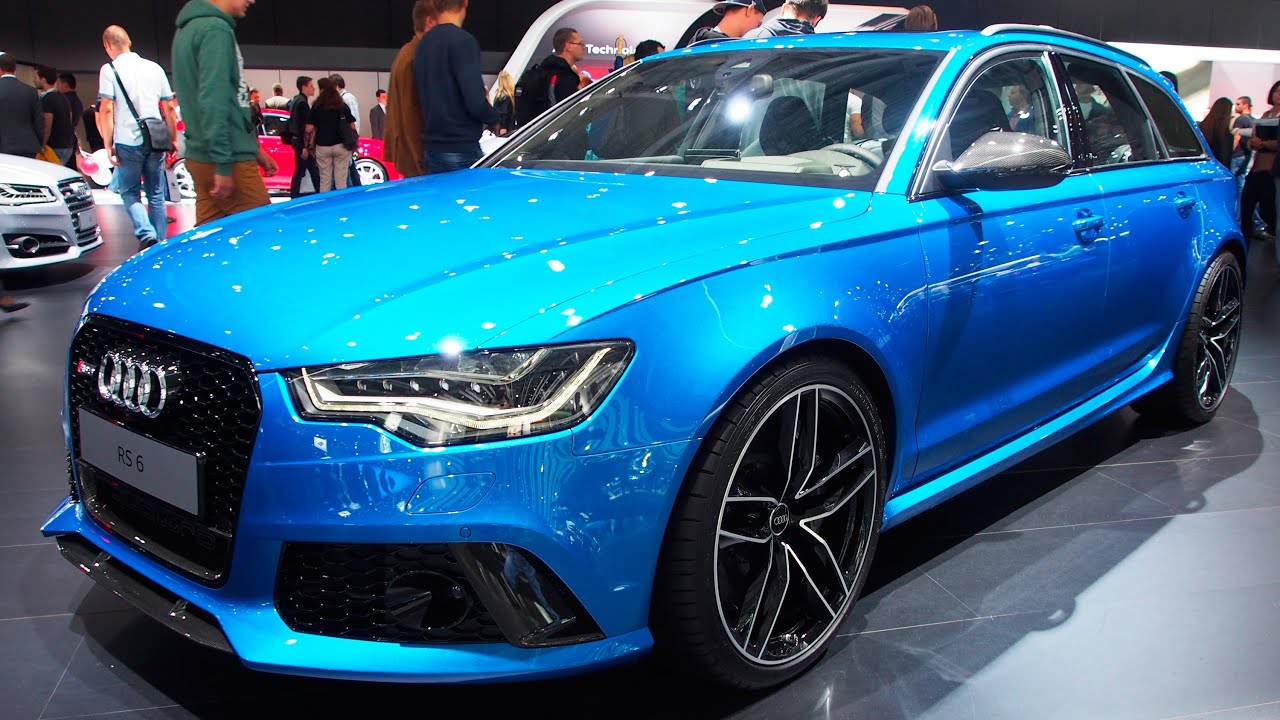 2014 audi rs6 exterior and interior walkaround youtube. Black Bedroom Furniture Sets. Home Design Ideas