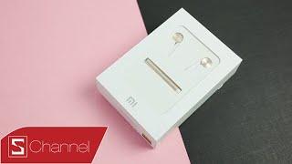 Schannel - Mở hộp tai nghe Xiaomi Circle Iron màu Gold : Hi-Res Audio, giá 499K , thiết kế ấn tượng