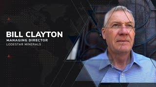 Investor Stream chats with: Lodestar Minerals (ASX:LSR) Managing Director Bill Clayton (October 7)