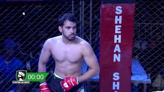 FA5: Uproar Malik Qudoos Awan vs Shehryar Qureshi Pakistan MMA Mixed Martial Arts