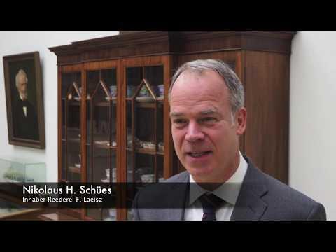 Bauvorschrift der Viermastbark PEKING - Nikolaus H. Schües und Joachim Kaiser im Gespräch