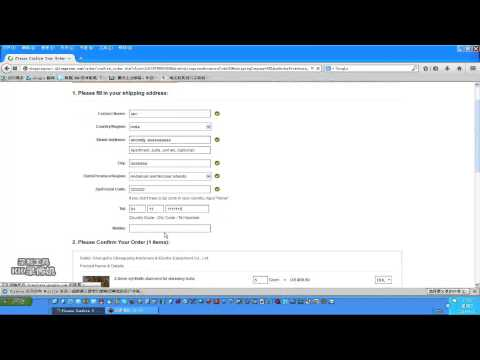 How to use Escrow payment on Aliexpress - YouTube