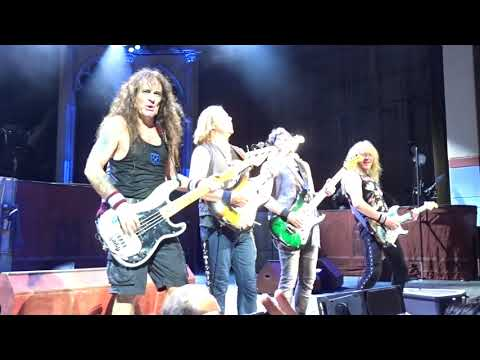 Iron Maiden - Hallowed Be Thy Name (live) 8.15.19 Cincinnati, Ohio North American Tour 2019