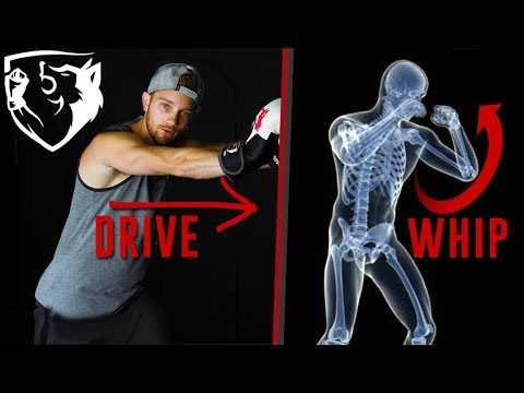 "Thumbnail: Stop ""Pushing Your Punches"" -- Drive vs Whip"