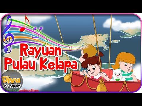 Rayuan Pulau Kelapa | Diva bernyanyi | Diva The Series Official