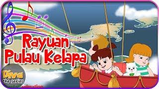 Gambar cover Rayuan Pulau Kelapa | Diva bernyanyi | Diva The Series Official