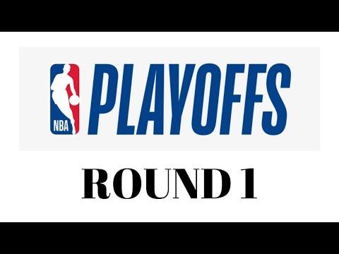 2019 NBA Playoffs Round 1 Predictions