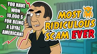 Most Ridiculous Scam EVER - Ownage Pranks