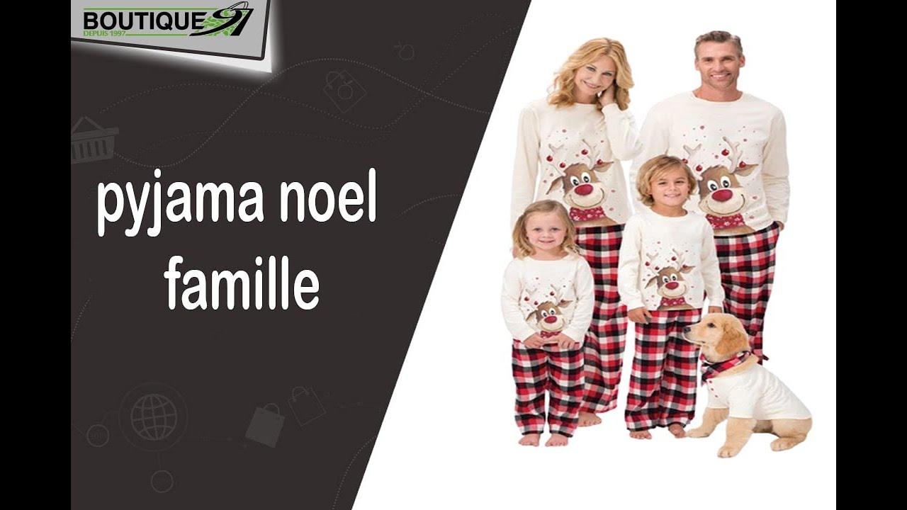 Pyjamas Pyjamas famille de No/ël v/êtements assortis ensemble tenue Jumper papa deux pi/èces maman enfants v/êtements de b/éb/é par Shiningup
