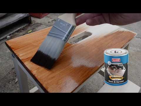 Monocel Stain & Varnish