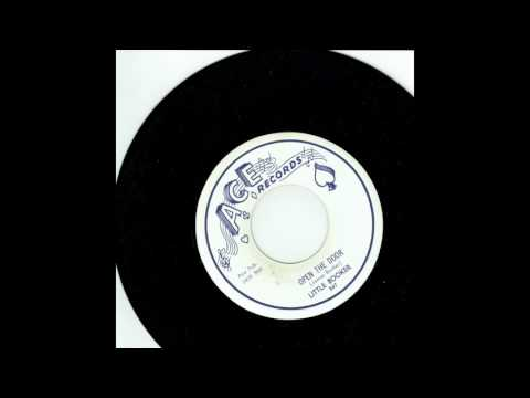 LITTLE BOOKER (JOE TEX) - OPEN THE DOOR - ACE