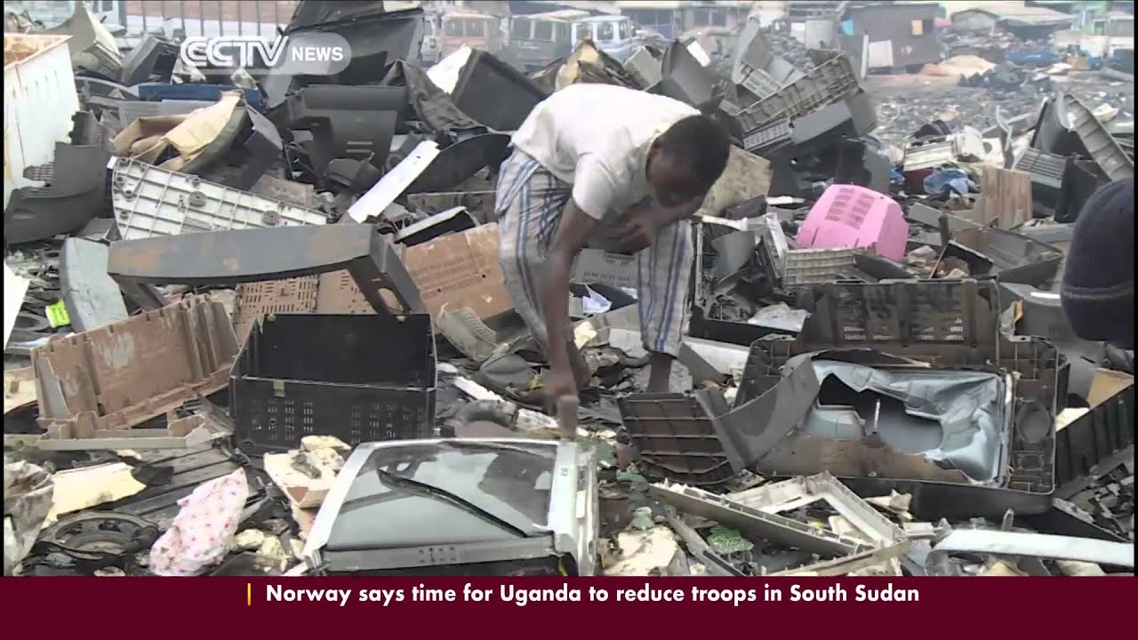 e-waste management thesis ghana A study and development of an efficient e-waste management system for  minimizing the  on ship to be send to the developing countries in asia and  africa.