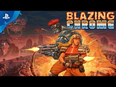 Review: 'Blazing Chrome' Is the Best 'Contra' Game in Years